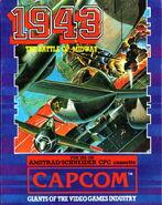 1943 Amstrad CPC Cover