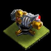 Dragon cannon lvl 11