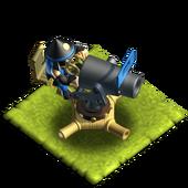 Dragon cannon lvl 1