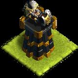 Kunai tower lvl 9