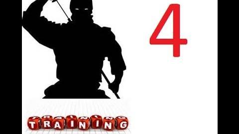 Ninja Training - Lesson 4