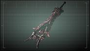Stonerender Sword Lvl 3