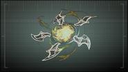 Flame Shuriken Lvl 2