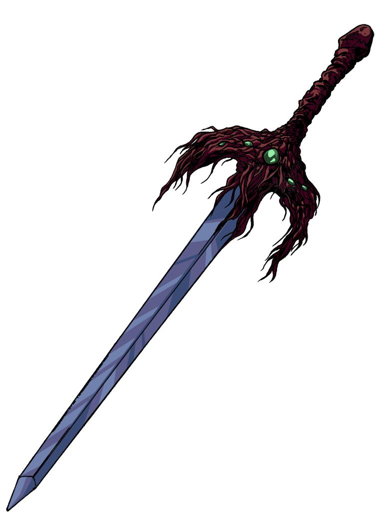 anime dark sword: Dark Sword Of Chaos