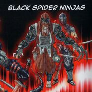 NG2 Art Enemy Ninja Claw 1b