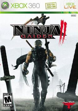 NinjaGaidenIIcover