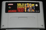 Ninja Gaiden Trilogy Super NES (PAL)