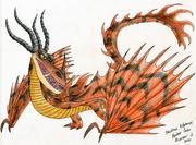 Httyd monstrous nightmare by cavyspirit-d3456tw