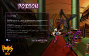 Poison-card
