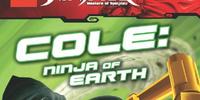 Cole: Ninja of Earth