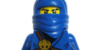 LEGO Ninjago Jay Retractable Pen