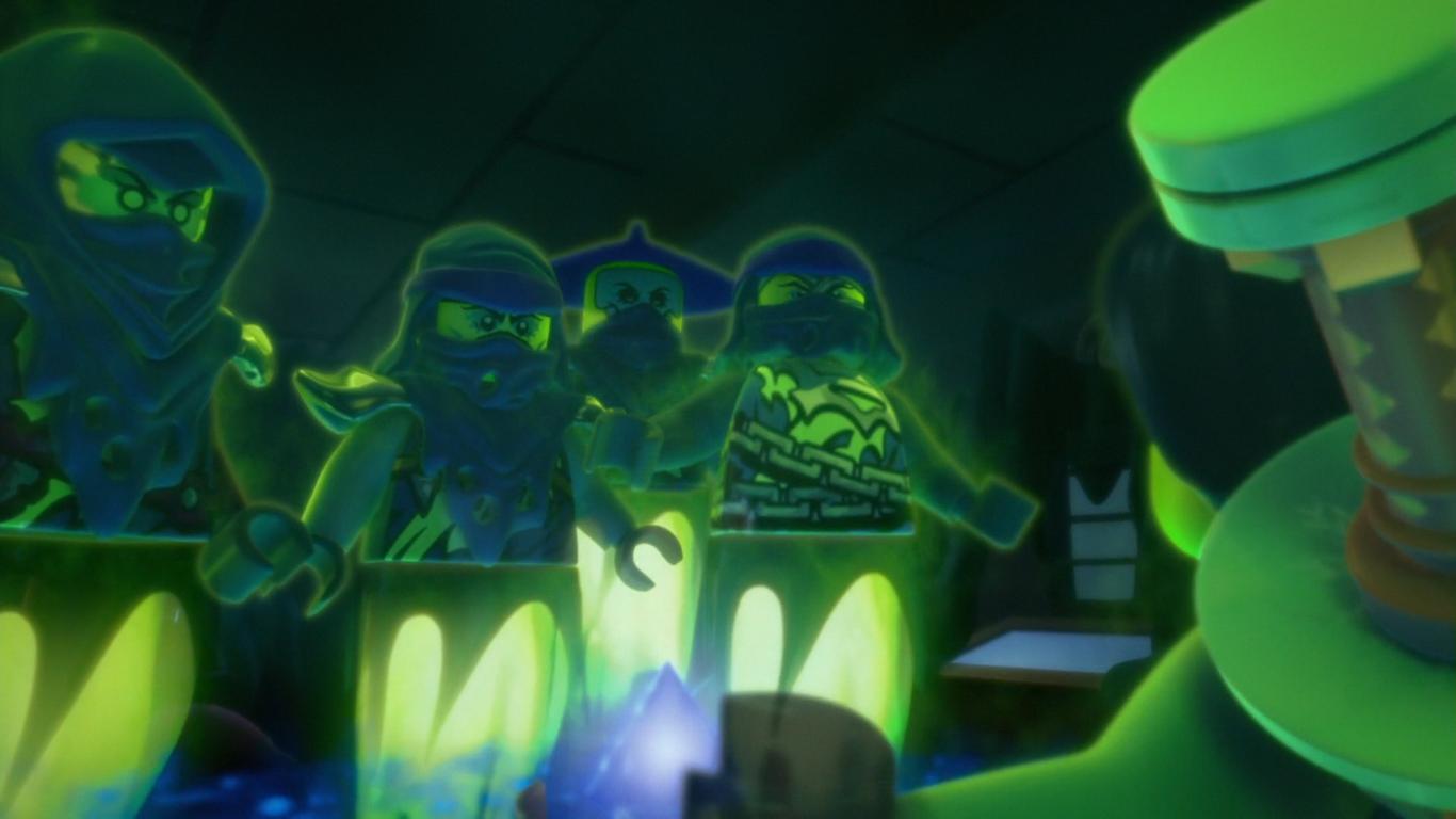 Ghost Warriors Ninjago Wiki Fandom Powered By Wikia