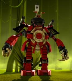 Samuraimech