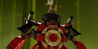 Samurai Mech