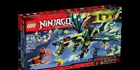 70736 Attack of the Morro Dragon