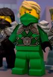 Lloyd in Stone Army Armor