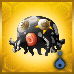 Suckerpunch Helm Gold