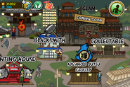 Town (mobile) - Right (Shinobi Matsuri)