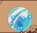 Kinjutsu: escudo de suiten