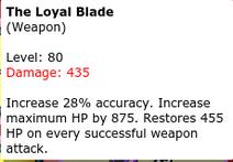 The Loyal Blade (2)