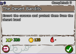 The Desert Bandits