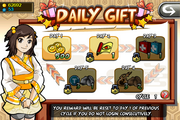 Daily Gift (iOS)