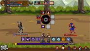 Michi's Request - Battle 01