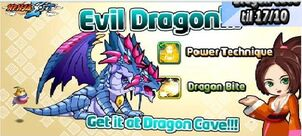Event dragon cave