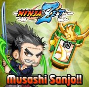 Musashi Sanjo
