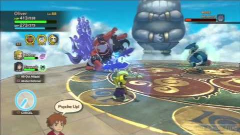 Ni No Kuni Back and Unabashed Bounty Hunt 119