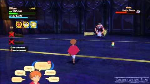 Ni No Kuni Reckless Soldier Bounty Hunt 129