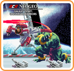 Galaxy Fight Universal Warriors Icon