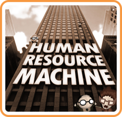Human Resource Machine Icon