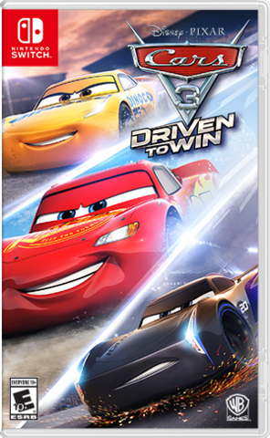 File:Cars 3 Driven To Win Cover.png
