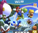 New Super Mario Bros. U/credits
