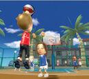 Basketball (Wii Sports Resort)
