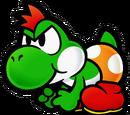 Yoshi (Paper Mario: The Thousand-Year Door)
