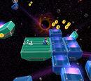 Super Mario Galaxy/Walkthrough/Space Junk Galaxy