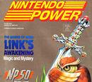 Nintendo Power V50