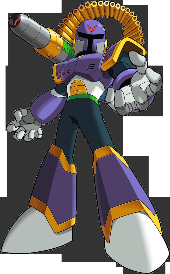 Mega Man Mavirick Hunter X 16