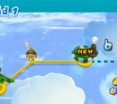 World 1 (Super Mario Galaxy 2)