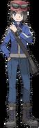 Calem - Pokémon X and Y