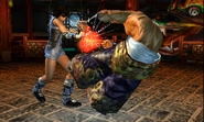 Tekken 3D Prime Edition screenshot 8