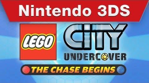 LEGO City Undercover The Chase Begins - Nintendo Direct 2