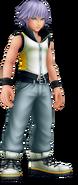 Riku (Kingdom Hearts 3D) promotional image