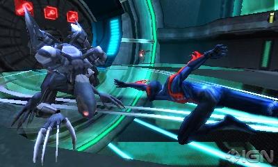 File:Spider-Man Edge of Time screenshot 1.jpg