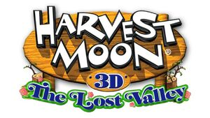 Harvest Moon The Lost Valley logo