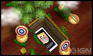 AR Games Target Shooting screenshot