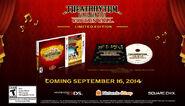 Theatrhythm Final Fantasy Curtain Call LE