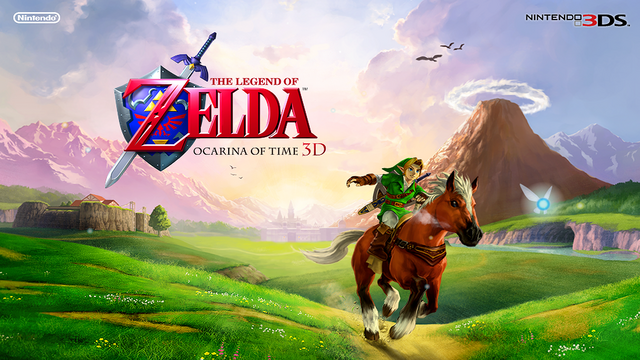 File:Legend of Zelda Ocarina of Time 3D website image.png
